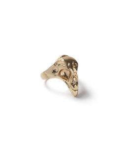 Topman | Bird Skull Ring
