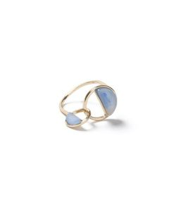 Topman | Look And Circle Link Ring