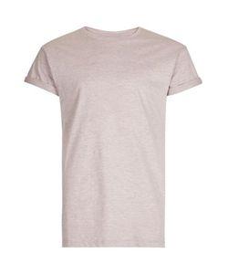 Topman | Textured Muscle Fit Roller T-Shirt