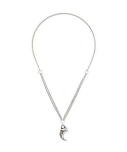Topman | Look Tusk Pendant Necklace