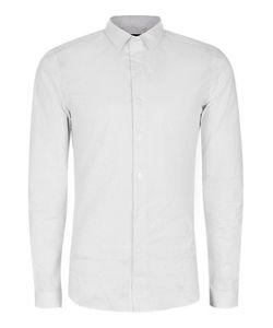 Topman | Pindot Dress Shirt