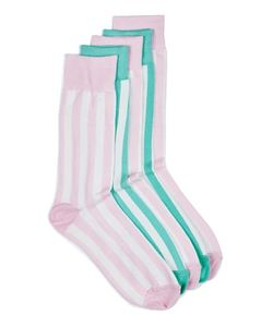 Topman | Assorted Colour Stripe Socks 5 Pack
