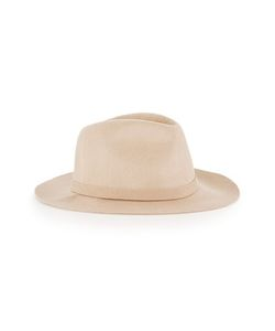 Topman   Camel Soft Trim Wool Puritan Hat