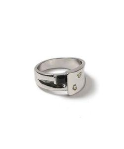 Topman | Look Jet Stone Wrap Ring