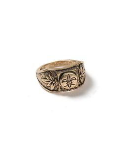 Topman | Look Crest Pinky Ring
