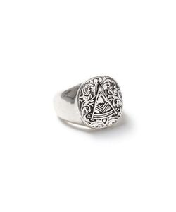 Topman | Look Engraved Ring