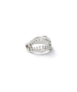 Topman | Look Shark Jaw Ring