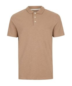 Topman | Selected Homme Slim Fit Polo Shirt