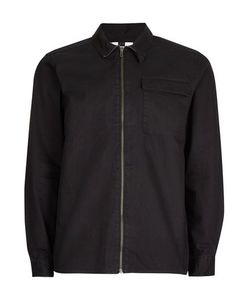 Topman | Funnel Neck Zip Through Overshirt