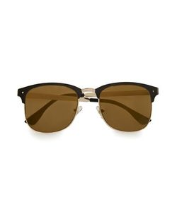 Topman | Half Frame Sunglasses