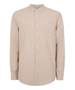 Topman | Ltd Slub Cotton Shirt