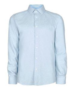 Topman | Light Jacquard Slim Fit Dress Shirt