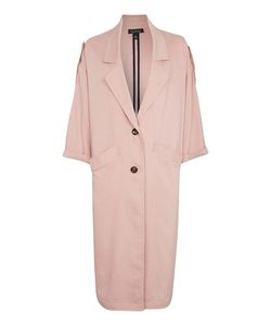 TopShop | Washed 80s Duster Coat