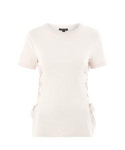 TopShop   Corset Side T-Shirt
