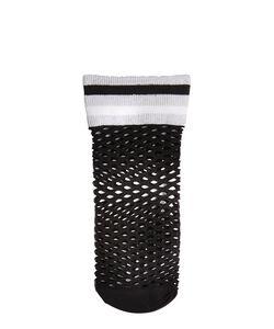 TopShop | Sporty Fishnet Ankle Socks