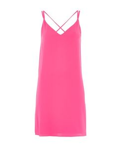 TopShop | Cross Strap Slip Dress