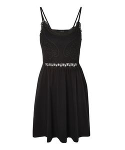 TopShop | Crochet Lace Insert Dress