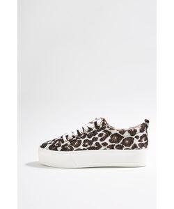 TopShop | Chica Leopard Flatforms