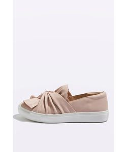 TopShop | Twisted Slip On Trainers