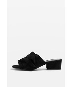 TopShop   Darcy Ruffle Mules