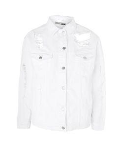 TopShop | Petite Extreme Rip Jacket