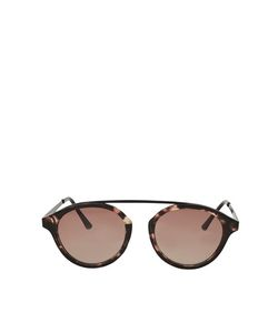 TopShop | Larry Bridgeless Tortoiseshell Sunglasses Tortoise She