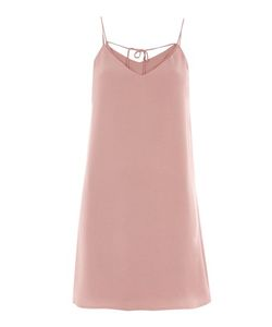 TopShop | Eyelet Strappy Slip Dress