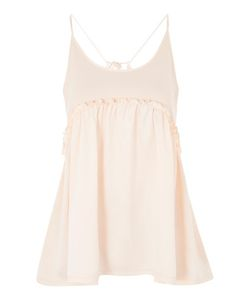 TopShop | Satin Mix Layer Camisole Top