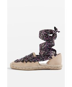 TopShop | King Lace Up Espadrilles