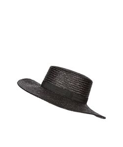 TopShop | New Straw Boater Hat