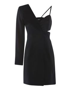 TopShop | Bralet Blazer Dress