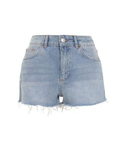 TopShop   Petite Longline Mom Shorts