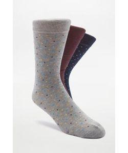 Urban Outfitters | Multi-Colour Polka Dot Socks Pack