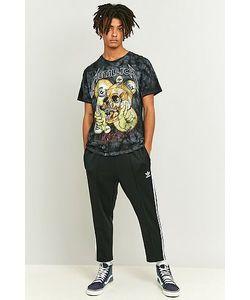 Adidas Originals   3-Stripe Cropped Tracksuit Bottoms