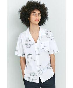 Soulland | Cornwall Printed Short-Sleeve Shirt