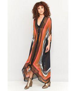 Rodebjer | Agave Sheer Maxi Dress