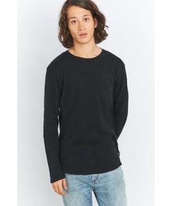 Edwin   Waffle Long Sleeve T-Shirt