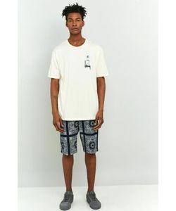 Edwin   Bandana Dark Indigo Shorts