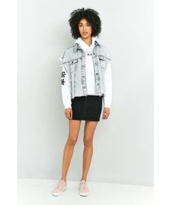 BDG | 80s-Inspired Sleeveless Denim Jacket