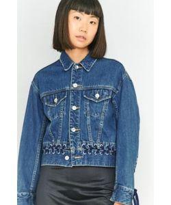 G.V.G.V. | G.V.G.V. Denim Lace-Up Jacket