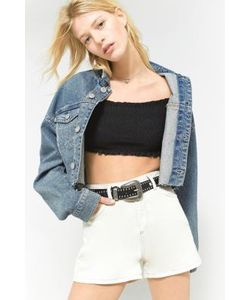 BDG | Vintage Wash Cropped Denim Jacket