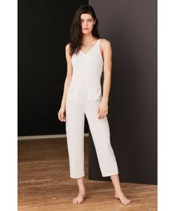 Urban Outfitters   Cosy Lurex Playsuit