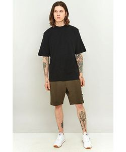 Selected Homme   Shxfree Olive Shorts