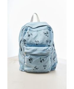 The Style Club   Uo X Denim Backpack