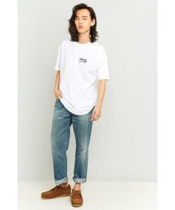 Edwin | Ed-30 Average Wash Loose Cropped Jeans