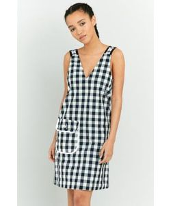 Peter Jensen | Rabbit Strap Gingham Dress