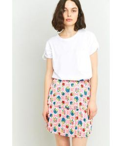 Manoush   All Over Tiered Mini Skirt
