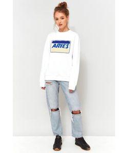 Aries | Credit Card Sweatshirt