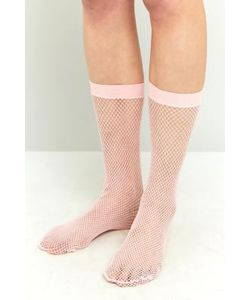 Urban Outfitters | Calf-Length Small Fishnet Socks