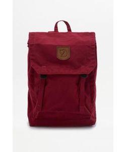 FJALL RAVEN   Foldsack No. 1 Plum Backpack